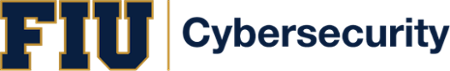 Cyber Security at FIU Logo